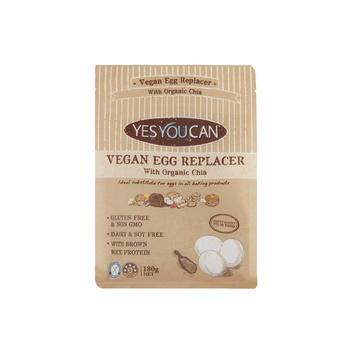 Yes You Can Veg Eg Repl W/Organic Ch180G