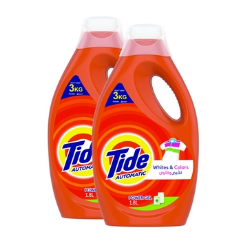 Tide Automatic Power Gel Original Scent 1.8 ltr Pack Of 2
