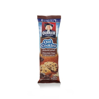 Quaker Cookies Chocolate Chips 54g