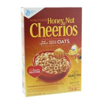 General Mills Honey Nut Cheerios 345g