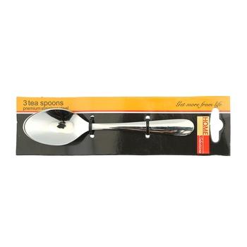 Home Selection Tea Spoon 3pcs