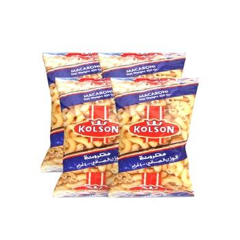 Kolson Medium Elbow Macaroni 4x400g
