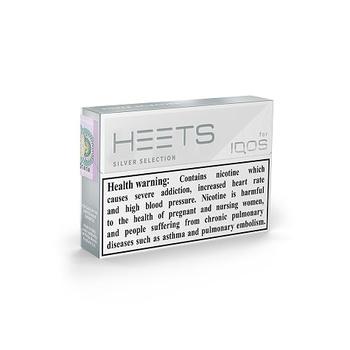 Heets Silver Tobacco 20's