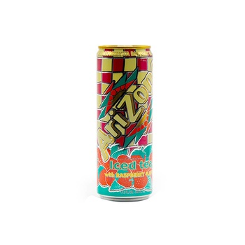 Arizona Tea Raspberry Tea Slim Can 340ml