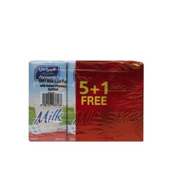 Almarai Uht Low Fat With Added Vitamins 200ml