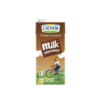 Lacnor Long Life Milk Chocolate 1ltr