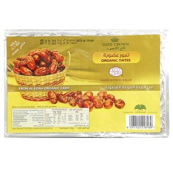 Al Foah Organic Dates 500g