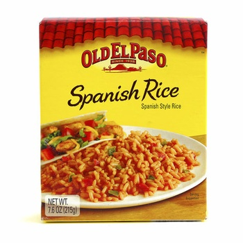 Old El Paso Spanish Rice 215g