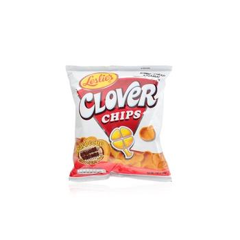 Leslie's Clover Chips BBQ 55g