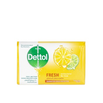 Dettol Soap Fresh 165g