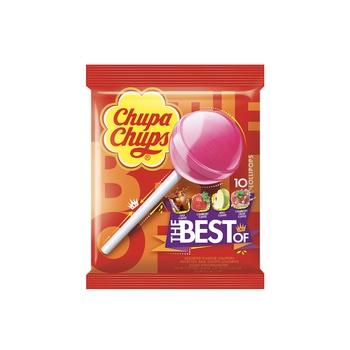Chupa Chups Assorted Flavors 120g