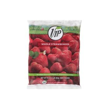 Vip Strawberries 450g