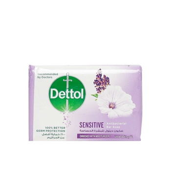 Dettol Soap Sensitive 120g