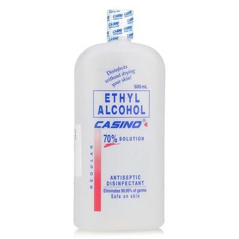 Casino Regular 70% Alcohol Solution 500 ml
