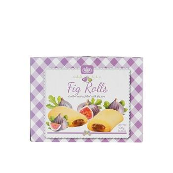 Klas Mini Rolls Fig 300g