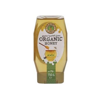 Organic Larder Organic Raw Honey Acacia 350g