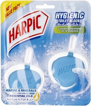 Harpic Block Marine 2X40g