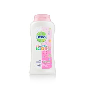 Dettol Healthy Kids Anti-Bacterial Body Wash Princess 250ml