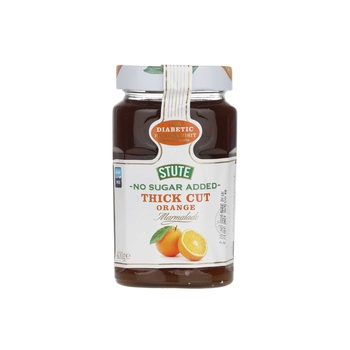 Stute diet jam orange thick marmelade 430g