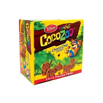 Tiffany Coco Zoo Cookies 12X30G