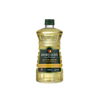 Heart Light Canola Oil 946ml