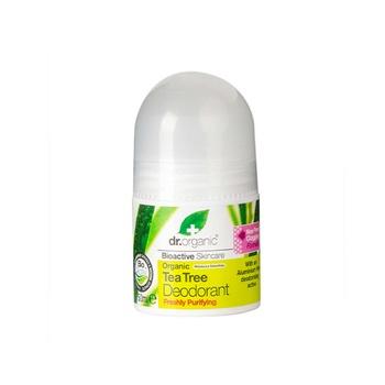 Dr. Organic Organic Tea Tree Deodorant 50 ml