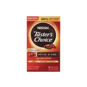 Tasters choice on the go pac r.63oz