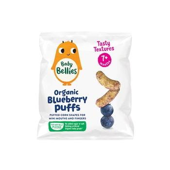Baby Bellies Organic Blueberry Puffs (7+Months) 12g