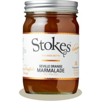 Stokes Seville Orange Marmalade No7 454g