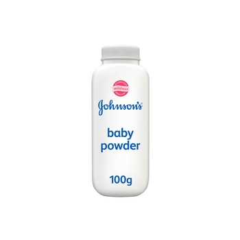 Johnson & Johnson Baby Powder 100g