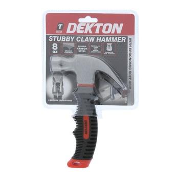 Dekton Stuby Claw Hammer