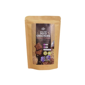Chilly Date Sweet Multi Seed Cracker 100g
