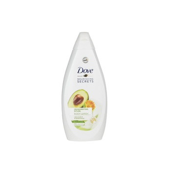 Dove Invigorating Body Wash Avocado 500ml