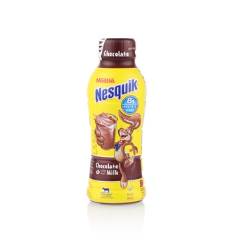 Nestle Nesquik Chocolate Milk 400g