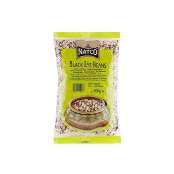 Natco Black Eyes Beans 500 gm