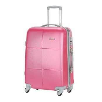 Voyager Trolley Bag 24cm - Pink