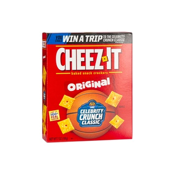 Cheez-It Crackers Small Original 7Oz
