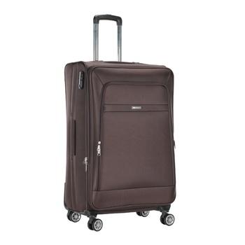Voyager Trolley Bag  Brown - 28 inch