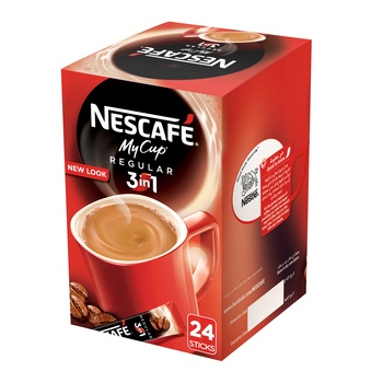 Nescafe 3 In 1 Box 24x20G