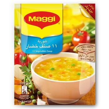 Maggi Vegetable Soup 53g
