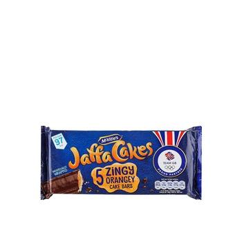 Mcvities Cake Bar - Jaffa  5's Pack 118g