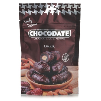 Chocodate Exclusive Real Dark 100g Pouch