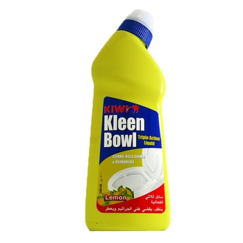 Kiwi Kleen Toilet Bowl Cleaner Lemon 500ml
