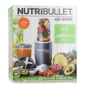 NutriBullet 12 Piece Set - ASTV1714