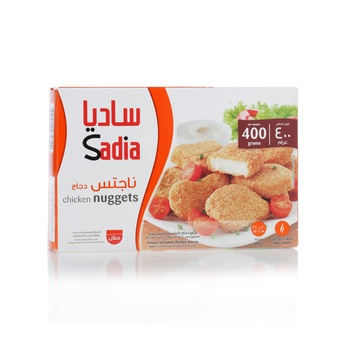 Sadia Chicken Nuggets Breaded 400g