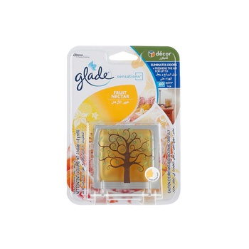 Glade Fruit Nectar-Glass Scents  1 Unit