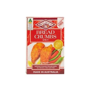 Kook A Krumbspicy Breadcrumbs 200g
