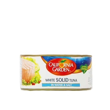 California Garden White Solid Tuna In Water & Salt 170g