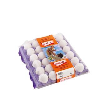 Khaleej White Eggs Large 30s
