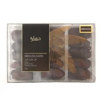 Jomara Seedless Dates 190g